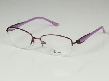 2d9b6ea44d3 Dior 6181 Purple Eyeglasses