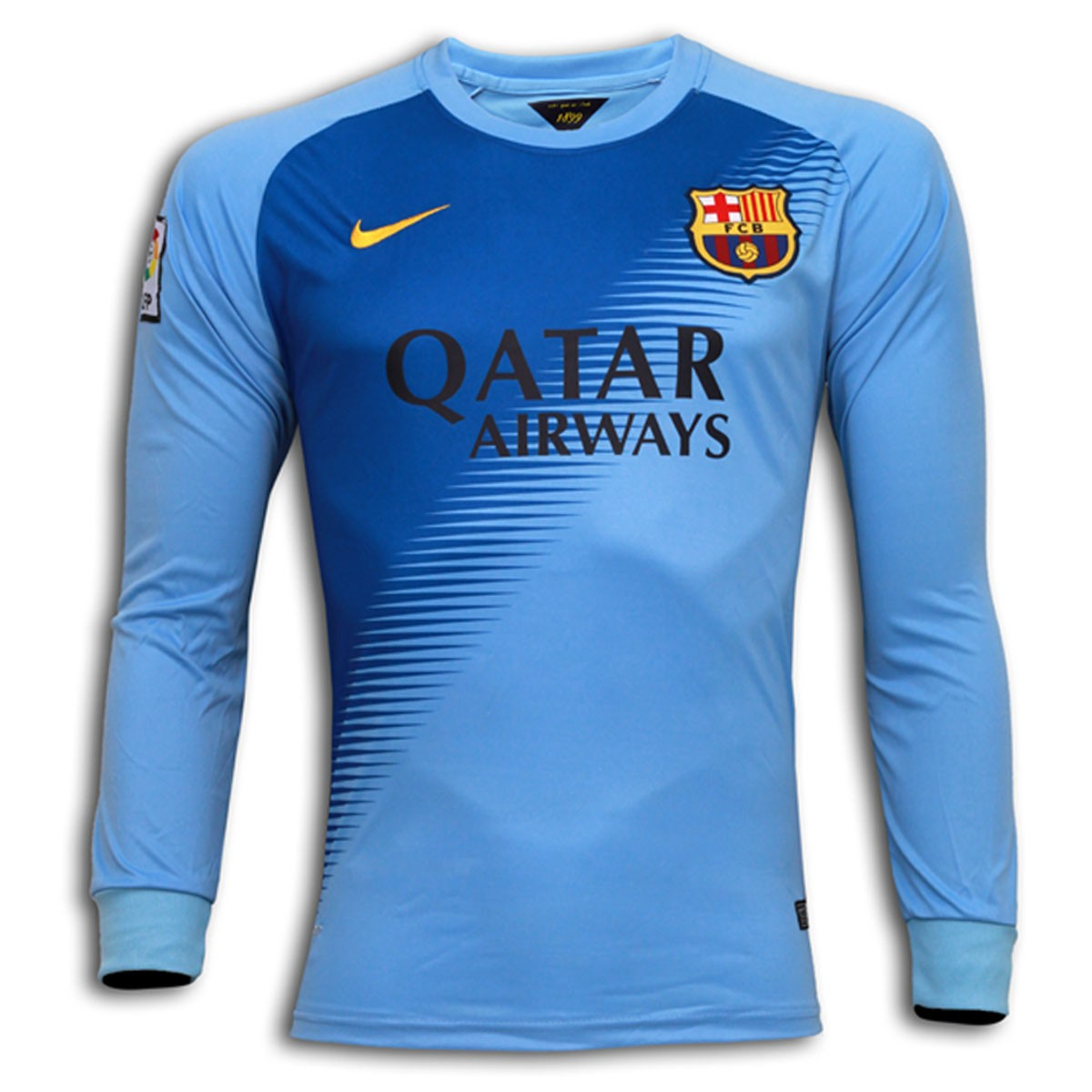 info for 77e74 51b76 barcelona goalkeeper jersey