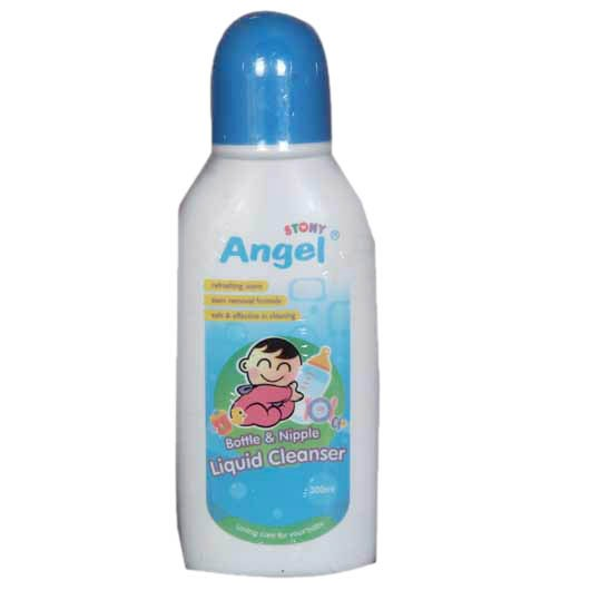 Angel Stony Bottle Amp Nipple Liquid Cleanser 300 Ml