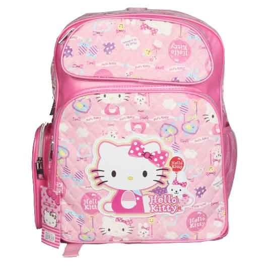 3cdbb5b07 Hello Kitty School Bag(Pink)