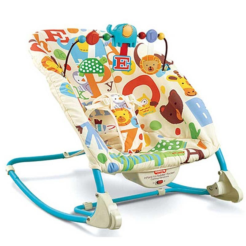 Fisher Price Deluxe Infant To Toddler Rocker Mch075