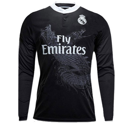 1cba9821b03 Real Madrid Full Sleeve Away Jersey 2014-15