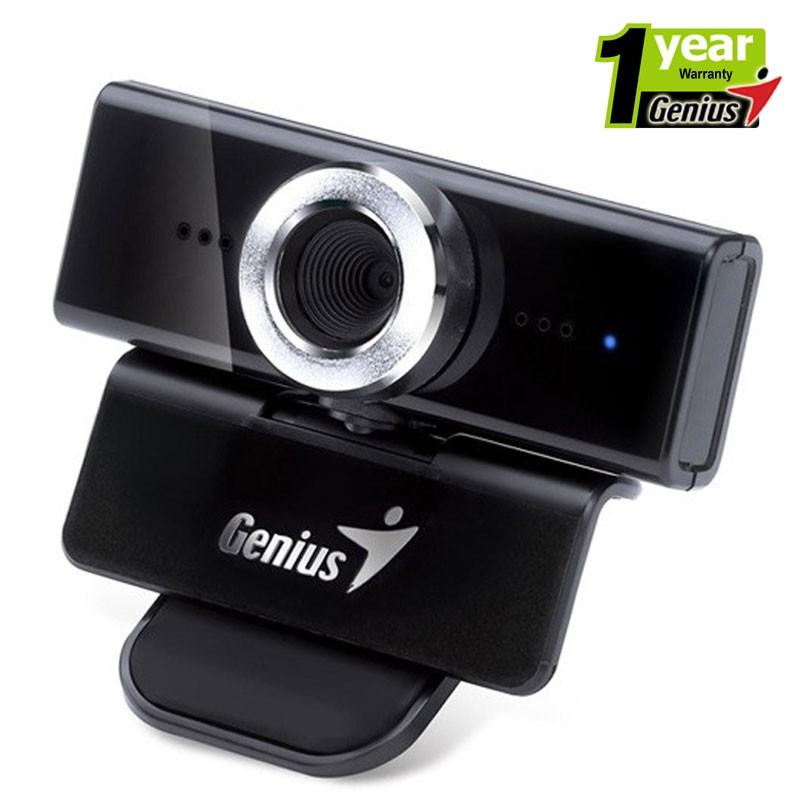 genius facecam 1000 720p high definition webcam