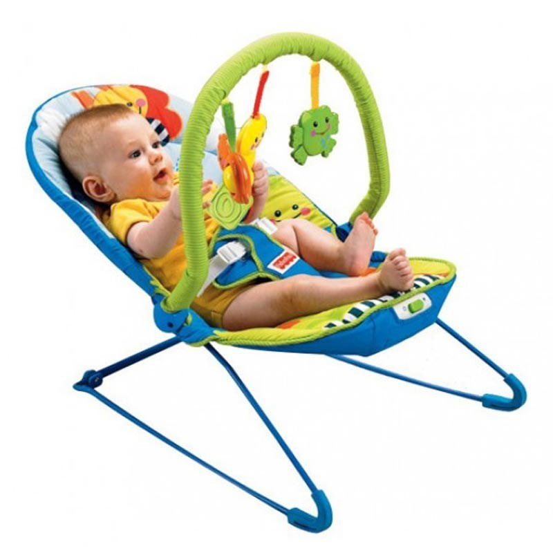 Fisher Price Soothe N Play Bouncer Mch016