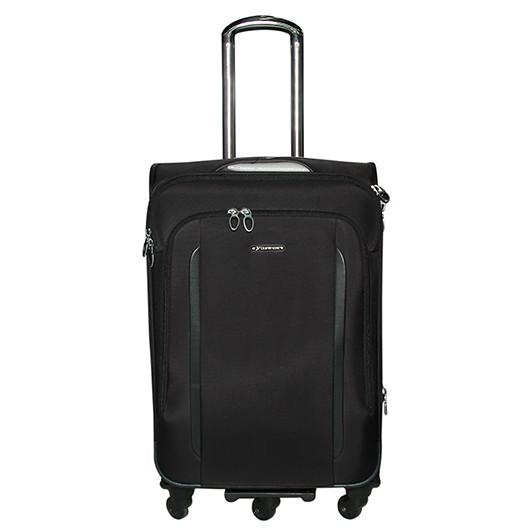 Fashion Durable Leaves King Trolley Travel Bag Travel