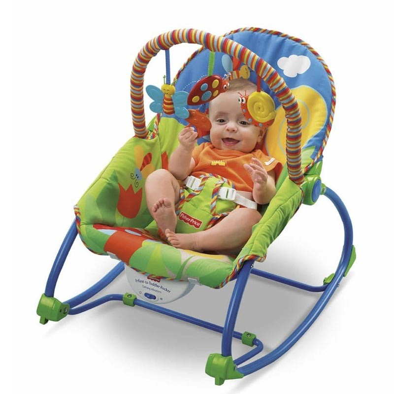 Swell Fisher Price Infant To Toddler Rocker Sleeper Mch021 Onthecornerstone Fun Painted Chair Ideas Images Onthecornerstoneorg