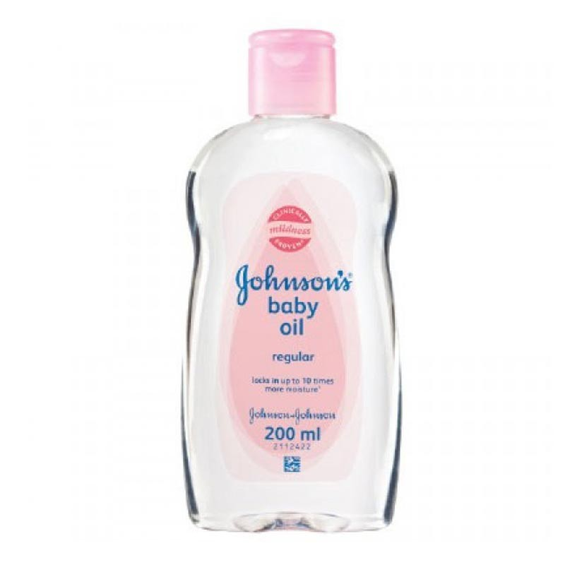 johnson baby oil  Johnson's Baby Oil 200ML