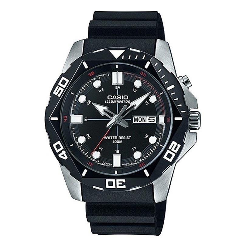 Casio Men S Super Illuminator Diver Quartz Watch Mtd 1080