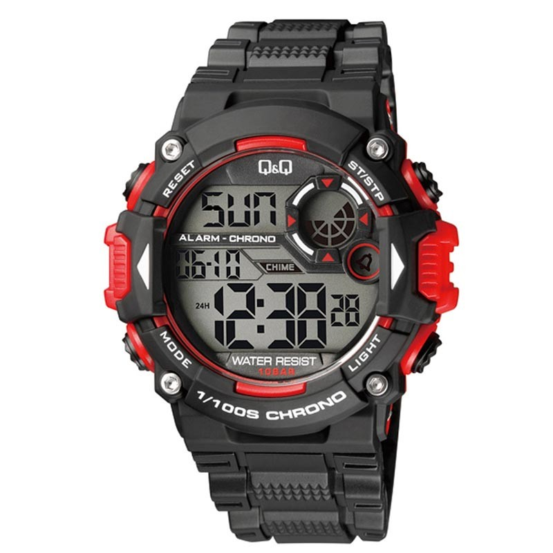 Q q m143j003y men 39 s watch digital for Q q watches