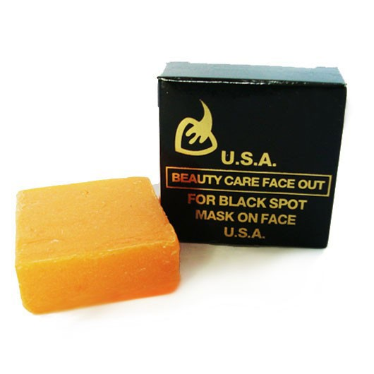 U S A Beauty Care Face Out Whitening Soap Grade A