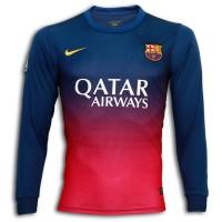 Nike Barcelona Home Goalkeepers Shirt 2014 - 2015