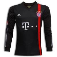 Bayern Munich Away Shirt For 2014 - 2015 Black