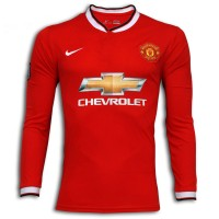 Manchester United Full Sleeve Home Shirt 2014-15
