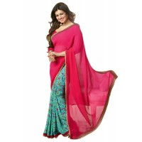 Fabulous Vinay Saree DO19 Rose Pink - Pest