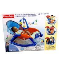 Fishr Price Newborn To Toddler Portable Rocker