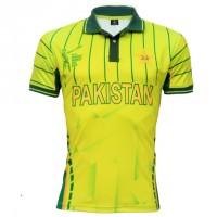 ICC Cricket World Cup 2015 Pakistan Team Jersey