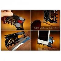 Wallet Ninja 18IN1 Multi-Tools