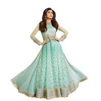 Exclusive Shilpa Shetty Designer Salwar Kameez WF101