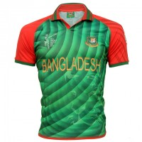 ICC Cricket World Cup 2015 - Bangladesh Cricket Team Jersey