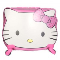 Hello Kitty Trolley (4 wheel's) Medium