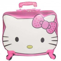 Hello Kitty Trolley (4 wheel's) Small