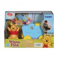 Funskool  Tomy Pooh Push& Play