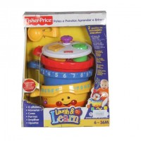 Fisher Price  Pots And Pans Learn And Play