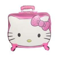 Hello Kitty Trolley (4 wheel's) Big