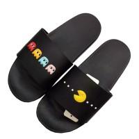 Adidas Mens New Slipper Black ADS14