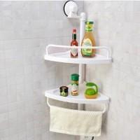 Corner Shelf For Bathroom