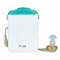Axon F-15 Clip Style Voice Amplifier Hearing Aid