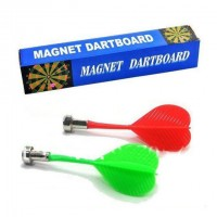 Dartboard Magnetic 15 Inches Double Sided Plate Board