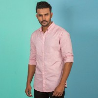 OBTAIN Premium Slim Fit Printed Casual Shirt OL5270