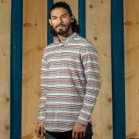 OBTAIN Premium Slim Fit Printed Casual Shirt OL5312