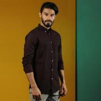 OBTAIN Premium Slim Fit Printed Casual Shirt OL5334