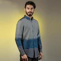 OBTAIN Premium Slim Fit Printed Casual Shirt OL5350