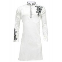 Latest Boishakhi Panjabi BA09 White