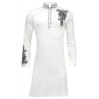 Latest Boishakhi Panjabi BA09 White