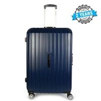 PRESIDENT 20 inch Hard Case Travel Luggage On 4-Wheels Suitcase ROYAL BLUE PBL740