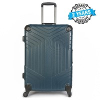 PRESIDENT 24 inch Hard Case Travel Luggage PETROL COLOR  PBL751