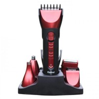 Kemei KM 8058 5in1 Multifunction Waterproof Shaver And Hair Clipper