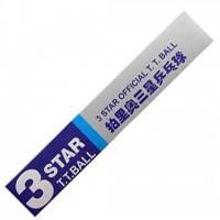 3 Star Table Tennis Ball (40mm)