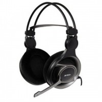 A4TECH HS-100 Stereo Gaming Headset Black ATC31