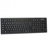 A4TECH KR-85 Comfort Round-Edge Keyboard ATC26