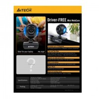 A4TECH PK-752F Webcam