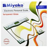 Digital Weight Scale - Transparent- Model: MEB9013