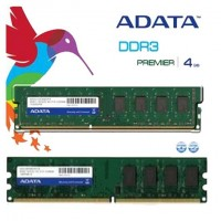 ADATA 1600 BUS 4GB DDR3 RAM (For Desktop)