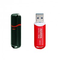 ADATA DashDrive UV150 USB 3.0 Flash Drive - Black & Red(16GB)