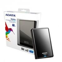 ADATA HV-620 2 T.B USB 3.0 Portable HDD -Shiny Black