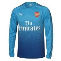 Arsenal Full Sleeve Away Jersey 2017-18